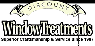 Discount Window Treatments Logo